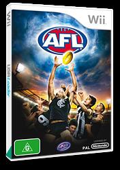AFL: Australian Football League Wii cover (SAFUHS)