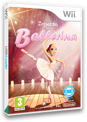 Ballerina Wii cover (SBRPKM)