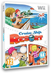 Cruise Ship Resort Wii cover (SCSPGR)