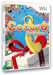 Cocoto Surprise Wii cover (SCTPNK)