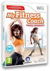 My Fitness Coach: Dance Workout Wii cover (SCWP41)