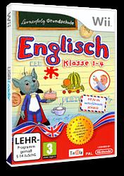 Lernerfolg Grundschule Englisch Wii cover (SD6PTV)
