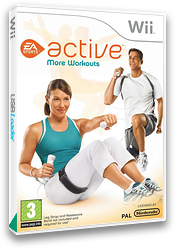 EA Sports Active: More Workouts Wii cover (SEAP69)