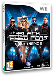 The Black Eyed Peas Experience Wii cover (SEPP41)