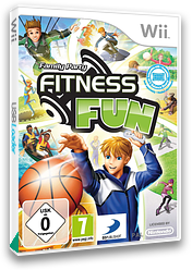 Family Party: Fitness Fun Wii cover (SFKPAF)