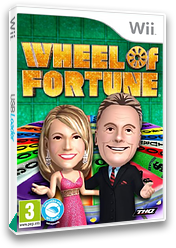 Wheel of Fortune Wii cover (SFTP78)