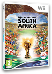 2010 FIFA World Cup South Africa Wii cover (SFWX69)