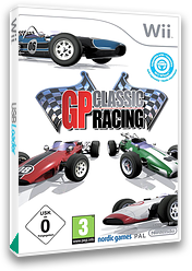 GP Classic Racing Wii cover (SGPPNG)