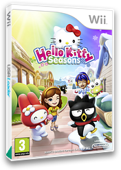 Hello Kitty Seasons Wii cover (SHKPNQ)