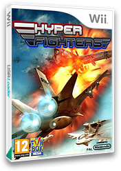 Hyper Fighters Wii cover (SHSPXT)