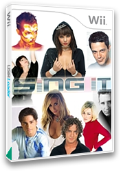 Sing It: Canciones en Español CUSTOM cover (SIESP1)