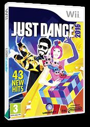 Just Dance 2016 Wii cover (SJNP41)