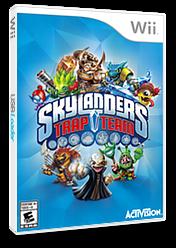 Skylanders: Trap Team Wii cover (SK8X52)