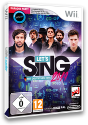 Let's Sing 2019 - Mit Deutschen Hits! Wii cover (SL5DKM)
