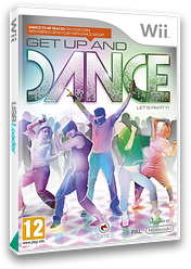 Get Up And Dance Wii cover (SLCPGN)