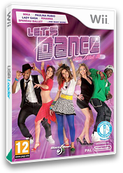 Let's Dance with Mel B Wii cover (SLDPLG)