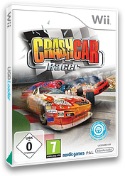 Crash Car Racer Wii cover (SN5PNG)