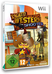 Spaghetti Western Shooter Wii cover (SPHPJW)