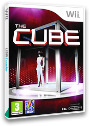 The Cube Wii cover (SQBPXT)