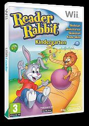 Reader Rabbit Kindergarten Wii cover (SREXNL)