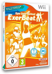 ExerBeat:Gym Class Workout Wii cover (SRYPAF)
