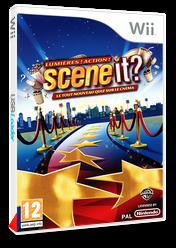 Scene It? Bright Lights! Big Screen! Wii cover (SSCFWR)