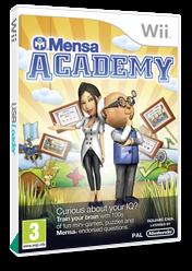 Mensa Academy Wii cover (SSMPGD)