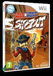 Wild West Shootout Wii cover (SSRPXT)