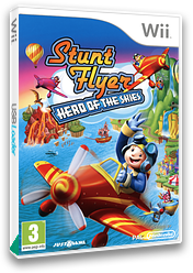 Stunt Flyer: Hero of the Skies Wii cover (SSTPY5)