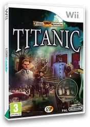 Hidden Mysteries:Titanic Wii cover (STTXGR)