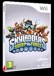 Skylanders: Swap Force Wii cover (SVXF52)