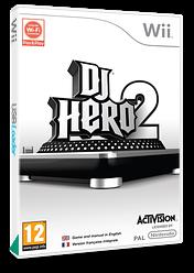 DJ Hero 2 Wii cover (SWBP52)