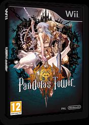 Pandora's Tower Wii cover (SX3P01)