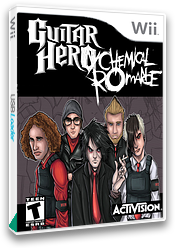 Guitar Hero III Custom:My Chemical Romance CUSTOM cover (SXFF52)