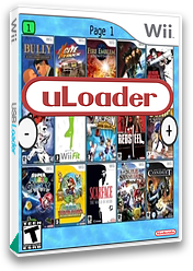 uLoader Homebrew cover (ULFW)