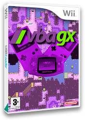 Visual Boy Advance GX Homebrew cover (VBGX)