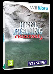Reel Fishing Challenge WiiWare cover (WFIP)