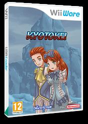 Kyotokei WiiWare cover (WKCP)