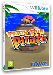 Pop-Up Pirates! WiiWare cover (WKKP)