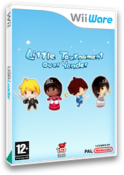 Little Tournament Over Yonder WiiWare cover (WLLP)