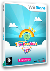 Learning with the PooYoos: Episode 2 WiiWare cover (WLNP)