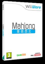 Mahjong WiiWare cover (WMZP)