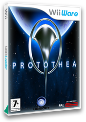 Protöthea WiiWare cover (WPQP)