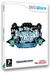 The Tales of Bearsworth Manor: Chaotic Conflicts WiiWare cover (WPVP)