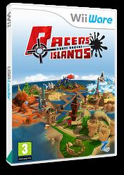 Racers Islands - Crazy Racers WiiWare cover (WRJP)