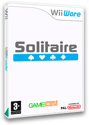 Solitaire WiiWare cover (WSSP)