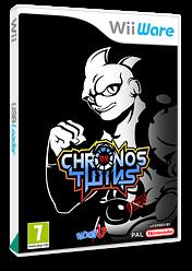 Chronos Twins DX (Demo) WiiWare cover (XHZP)
