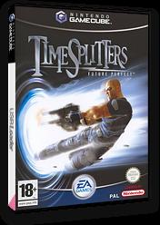 TimeSplitters: Future Perfect GameCube cover (G3FS69)