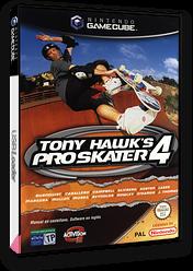 Tony Hawk's Pro Skater 4 GameCube cover (GT4P52)