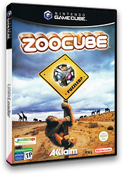 Zoocube GameCube cover (GZCP51)